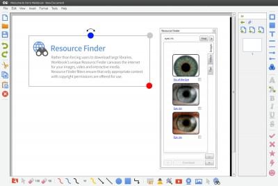 Workbook Resource Finder