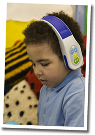 Storyphone headset
