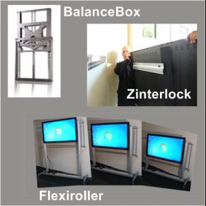 Flexiroller, BalanceBox, Zinterlock